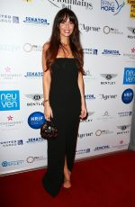 Jennifer Metcalfe At The Move Mountains ball in aid of the bring hope charity at the principle hotel Manchester