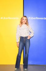Jenny Mollen At Uber Rewards launch party, New York