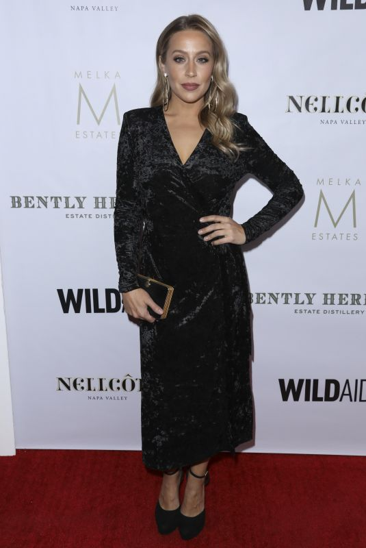 Jessi Collins At An Evening in China with WildAid, Los Angeles