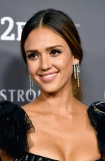 Jessica Alba At 2018 Baby2Baby Gala Presented by Paul Mitchell in Culver City