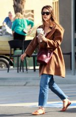 Jessica Alba Out in Palm Springs