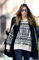 Jessica Biel Out in New York City