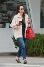 Jordana Brewster Out in Venice, Italy