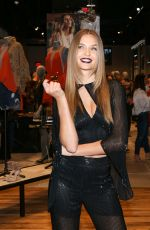 Josephine Skriver At Rosa Cha store opening in Los Angeles