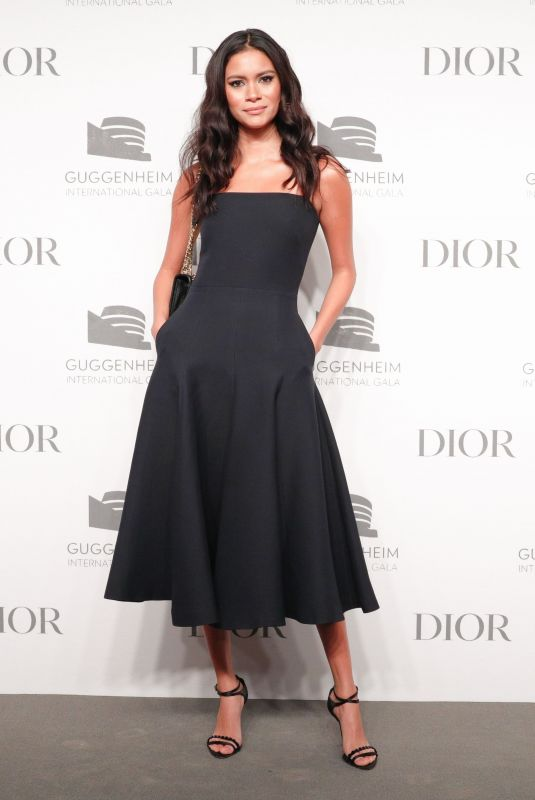Juana Burga At Guggenheim International Gala Pre-Party Made Possible BY Dior, New York