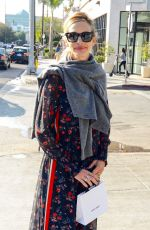 Julia Roberts Shopping on Melrose Place in Los Angeles