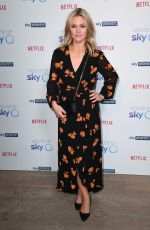 Julia Stiles At SkyQ Party Arrivals at The Vinyl Factory - London