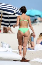 Julieanna Goddard On the beach in Miami