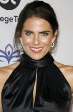 Karla Souza At Eva Longoria Foundation dinner gala, Los Angeles