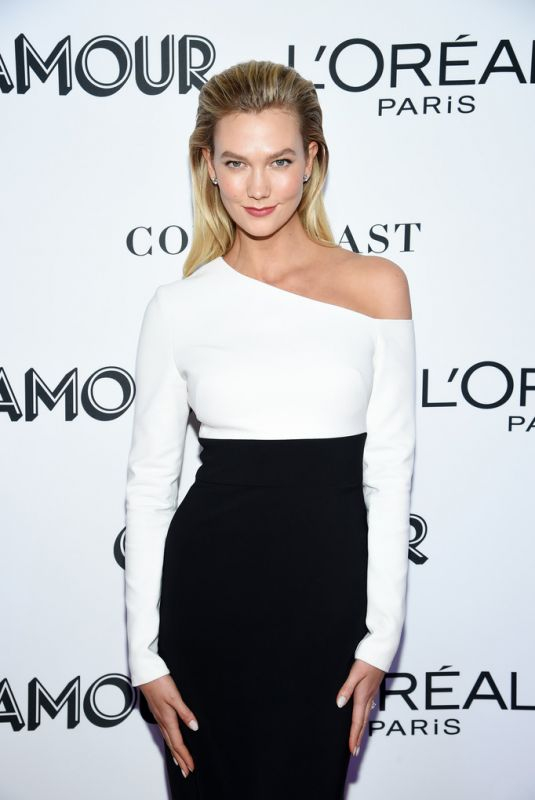 Karlie Kloss At 2018 Glamour Women Of The Year Awards: Women Rise in NYC