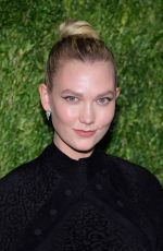 Karlie Kloss At CFDA/Vogue Fashion Fund 15th Anniversary Event in Brooklyn
