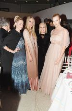 Karlie Kloss At Guggenheim International Gala Dinner made possible by Dior in NYC