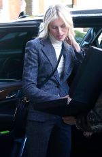 Karolina Kurkova Sighting in New York