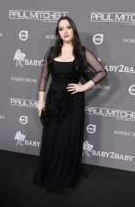 Kat Dennings At 2018 Baby2Baby Gala Presented by Paul Mitchell in Culver City