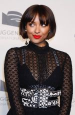 Kat Graham At Guggenheim International Gala Pre-Party Made Possible BY Dior, New York