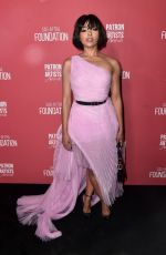 Kat Graham At Patron of the Artist Awards in Los Angeles