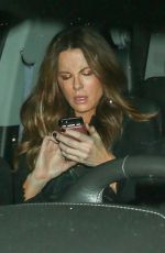Kate Beckinsale Leaving Craig