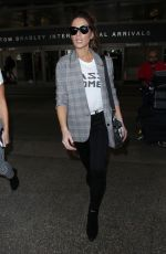 Kate Beckinsale Outside LAX
