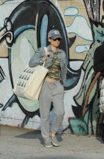 Kate Mara Out for a stroll in Los Angeles