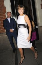 Kate Silverton At Hospital Club, London