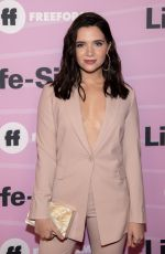 """Katie Stevens At """"Life Size 2"""" World Premiere in Hollywood"""
