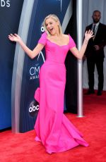 Kelsea Ballerini At The 52nd Annual CMA Awards in Nashville