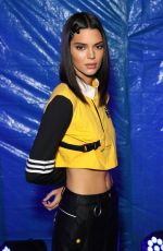 Kendall Jenner At Adidas Originals by Olivia Oblanc in London