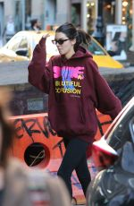 Kendall Jenner Heads to the gym in New York City
