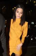 Kendall Jenner Leaves the Chaos SixtyNine X L