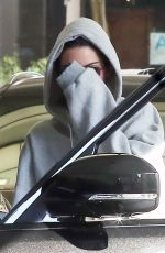 Kendall Jenner Leaving a dermatologist in Beverly Hills