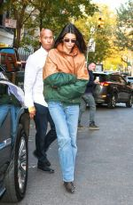 Kendall Jenner Out and about in Soho