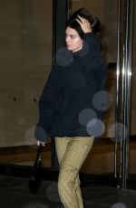 Kendall Jenner Outside Victoria