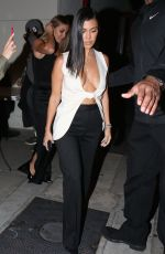 Kourtney Kardashian Outside Craig