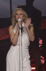 Kylie Minogue Performed live in Padova, Italy