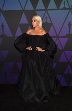 Lady Gaga At 10th annual Governors Awards in Hollywood