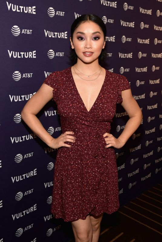 Lana Condor At Vulture Festival Presented By AT&T - DAY 1 in Hollywood