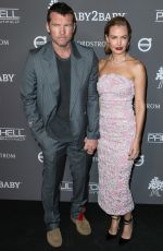 Lara Bingle Worthington At Baby2Baby Gala, Los Angeles