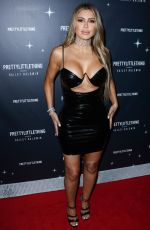 Larsa Pippen At PrettyLittleThing x Hailey Baldwin launch event, Los Angeles