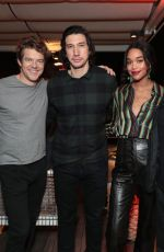 Laura Harrier At Focus Features