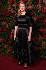 Laura Linney Attends the 64th Evening Standard Theatre Awards held at the Theatre Royal in London