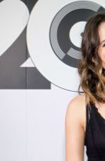 Laura Marano At Elvis Duran Hosts Lounge To Promote