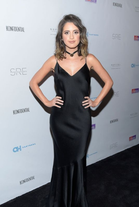 Laura Marano At Hollywood Heroes charity event hosted by ChildHelp in LA
