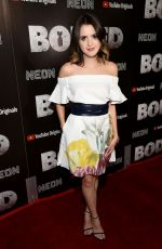 Laura Marano At Los Angeles Premiere For YouTube Premium And Neon