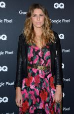 Laury Thilleman Attend GQ Men Of The Year Awards 2018 at Centre Pompidou in Paris