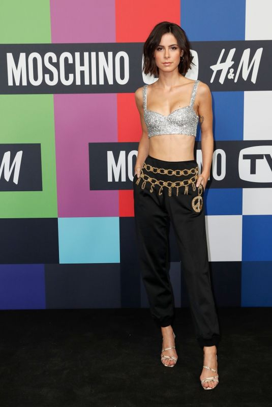 Lena Meyer-Landrut At Moschino TV H&M Pre-Shopping Event in Berlin