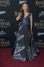 Lena Olin At The Nutcracker and the Four Realms film premiere in Los Angeles