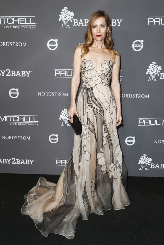 Leslie Mann At 2018 Baby2Baby Gala Presented by Paul Mitchell in Culver City