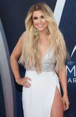 Lindsay Ell At The 52nd Annual CMA Awards in Nashville