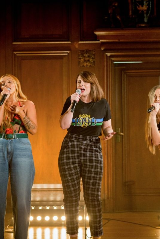 Little Mix Performing on Children In Need in London