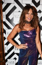 Lizzie Cundy At The Live True London Hair Salons Annual Launch Party at the Mergaro Kings Cross